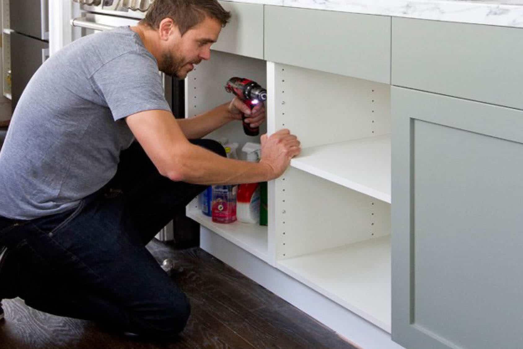 Собрать мебель своими руками фото